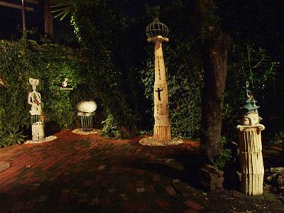 Backyard Sculpture Garden Sculpture Garden